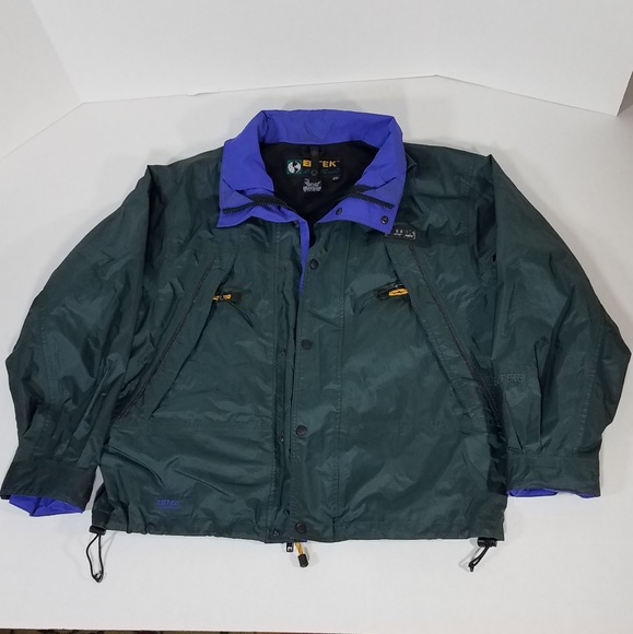 Eddie Bauer Other - VTG Eddie Bauer EBTEK Goretex Winter Windbreaker